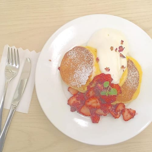 【世界一の幸福】が味わえる⁉︎ フレンチトースト専門店が気になる♡のサムネイル画像