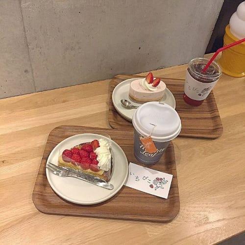 いちごスイーツ専門店♡《いちびこ》で絶品スイーツが食べたい!のサムネイル画像