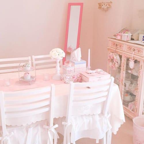 置くだけで【ボタニカル系女子】に♡部屋を可愛くするには◯◯小物!のサムネイル画像