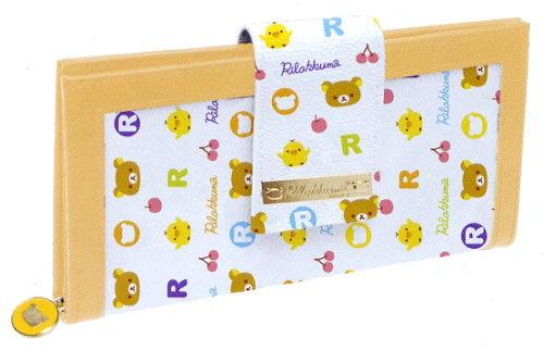 大人気キャラクターのリラックマに可愛いお財布グッズがいっぱいのサムネイル画像