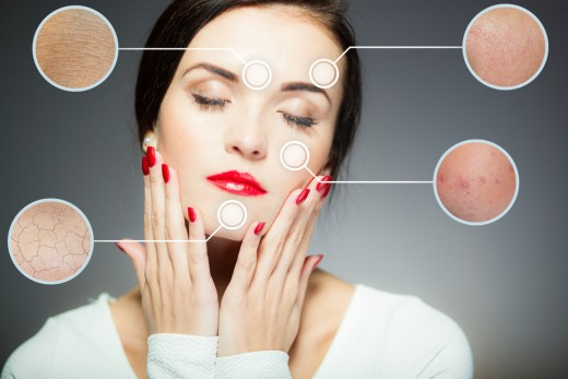 【必見】肌荒れがひどい!原因を究明してすべすべ肌になる対策とは?のサムネイル画像