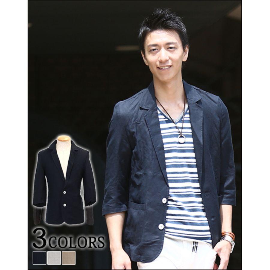 夏でも着れるジャケットとジャケットの選び方をご紹介します!のサムネイル画像