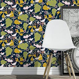 お部屋の模様替えなら!賃貸でもOKな壁紙DIYにトライしてみませんか?のサムネイル画像