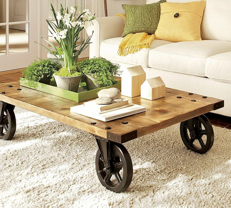 DIYでテーブルを作るなら!オシャレな参考画像を見てみよう★のサムネイル画像