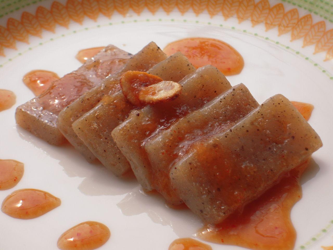 つるんとした食感が最高!こんにゃくを使ったレシピをご紹介しますのサムネイル画像