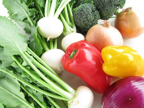 ダイエットにもデトックスにも最適!いろいろな野菜料理のレシピのサムネイル画像