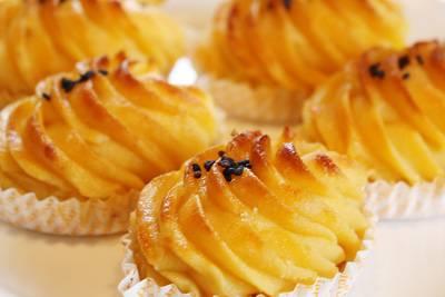 【秋の味覚】甘くて美味しい!絶品スイートポテトのレシピを大公開のサムネイル画像