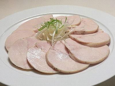 【今こそ鳥ハムを!】とり胸肉が超美味しい!超簡単★鳥ハムレシピ!のサムネイル画像