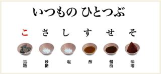 よく言われている調味料の「さ・し・す・せ・そ」の意味は何?のサムネイル画像