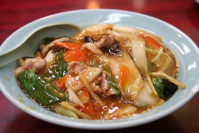 【野菜たっぷり!!】アレンジたくさん栄養満点中華丼のレシピ のサムネイル画像