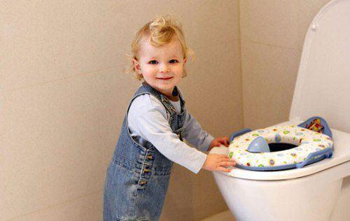 もうすぐトイレトレーニングをさせたい!どんなグッズが必要なの?のサムネイル画像