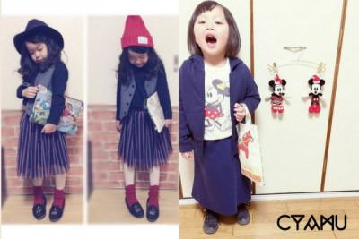 大人顔負け!!かわいすぎる子供服のコーディネートまとめ!のサムネイル画像