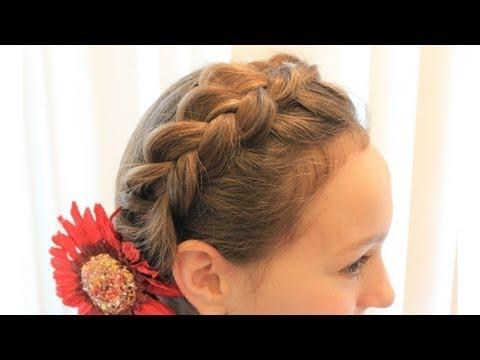 子供のヘアスタイル・編み込みを上手にできるようになりたい!のサムネイル画像