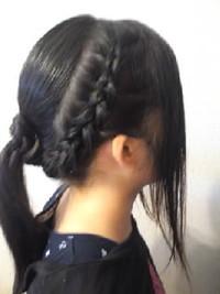 【画像あり】イマドキの小学生のヘアスタイルについての研究!のサムネイル画像