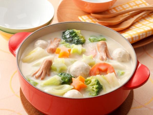 寒い冬に食べたくなる!あったかシチューのレシピを公開します☆のサムネイル画像