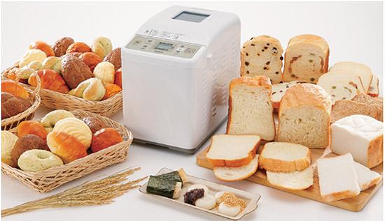 ホームベーカリーでつくるおすすめパンのレシピをご紹介します!のサムネイル画像