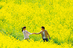大好きな彼とたくさん出かけよう!ぽかぽかハッピー春デート☆のサムネイル画像