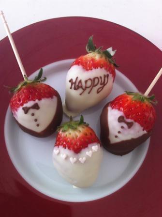 簡単なのに見た目もかわいいバレンタインチョコのレシピ集!のサムネイル画像
