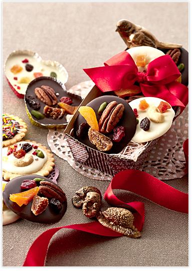 見た目もおしゃれな手作りのバレンタインチョコレートのレシピ集のサムネイル画像
